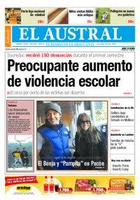 Diario Austral Temuco Sábado 11 de Julio